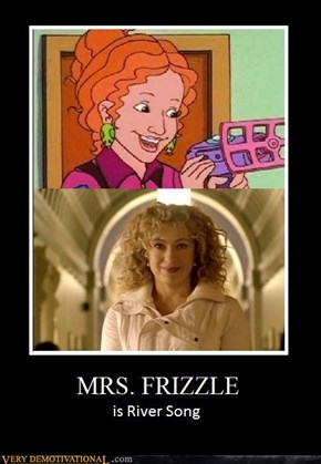 Mrs. Frizzle
