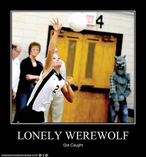 LONELY WEREWOLF