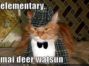 elementary,   mai deer watsun