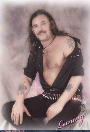 Oh Lemmy
