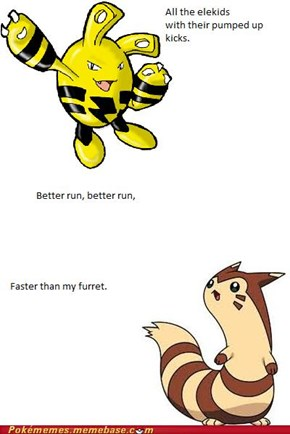 Foster the Pokémon: Cannot Unhear