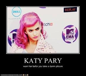 KATY PARY
