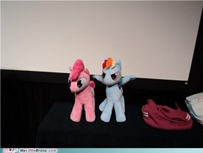Fan made pony plushies are 20% cooler  then anything