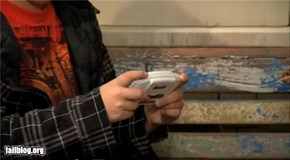 gameboy advanced fail