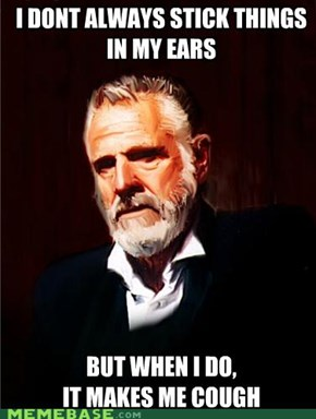The Most Interesting Ear Canal