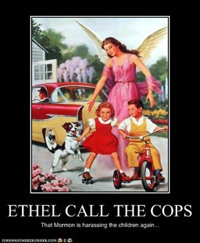 ETHEL CALL THE COPS