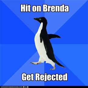 Socially Awkward Penguin is a Boss