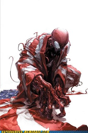 Carnage is Coming...and It Looks Terrifying