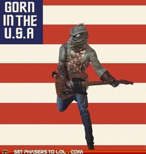 Gorn in the U.S.A.