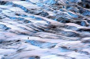 Glacier Hiker