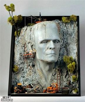 Ode to Frankenstein's Creature WIN