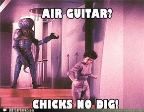 So, That's a 'No' on the Guitar Hero?