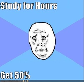 Study for Hours  Get 50%