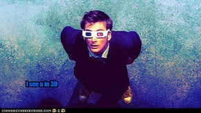 the doctor sees u in 3D