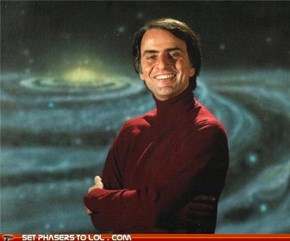 Happy Birthday Carl Sagan!
