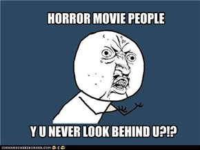 HORROR MOVIE PEOPLE