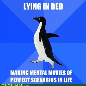 The Life and Times of Socially Awkward Penguin