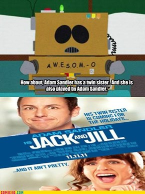 Another Blockbuster Hit