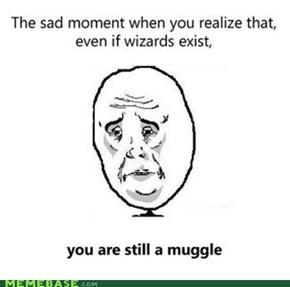 Forever a Muggle