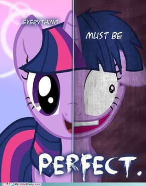 Mane Six: Two Sides