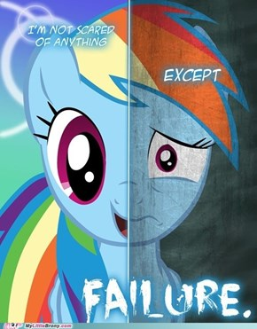 Two Sides: Rainbow Dash