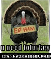 u need tofurkey