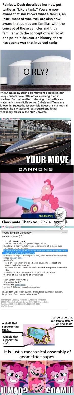 Pinkie Pie: Such a Prankster