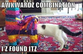 AWKWARDZ COMBINATION  I'Z FOUND ITZ