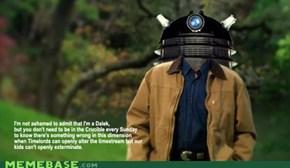 Dalek Perry