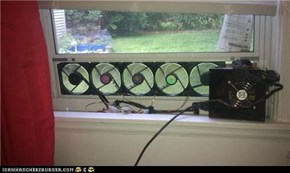 window fan