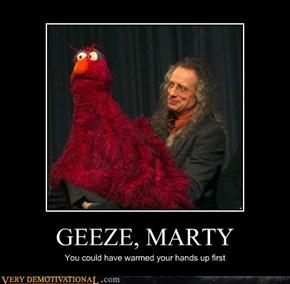 GEEZE, MARTY