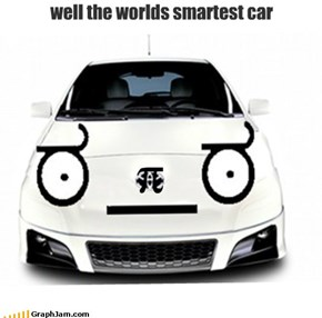 well the worlds smartest car