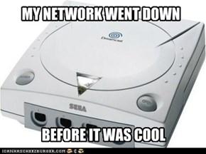 Hipster Dreamcast