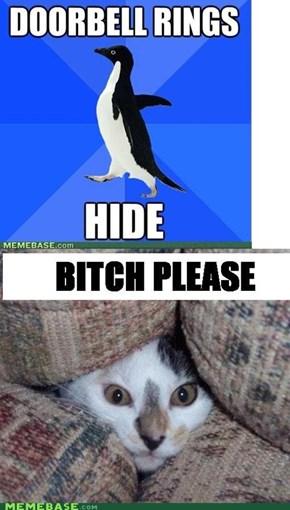 Reframe: Hiding