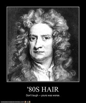 '80S HAIR