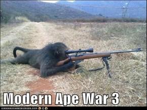 Modern Ape War 3