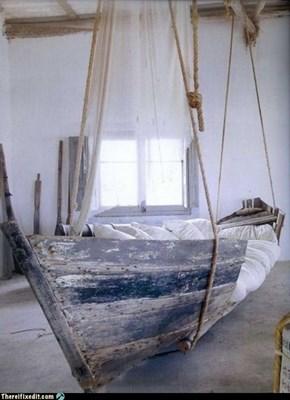 A Buccaneer's Bed
