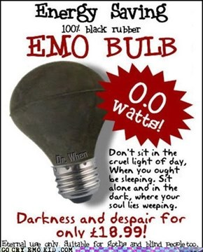 How Many Emos Does it Take To Invent a Light Bulb?