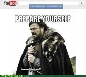 Prepare yourself youtube