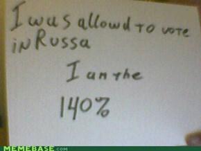In Russia, Title Creates You!