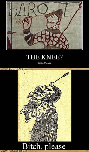 THE KNEE? Reframe