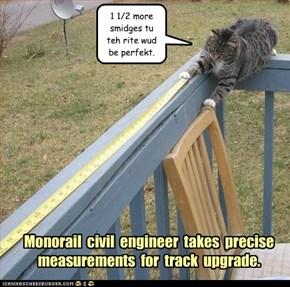 Monorail  civil  engineer