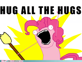 Hug ALL the hugs!
