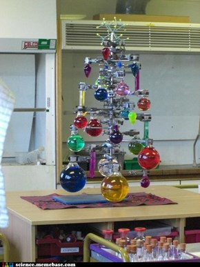 Christmas Chemistree