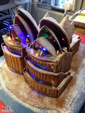 Gingerbread Opera House WIN