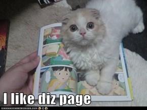 I like diz page