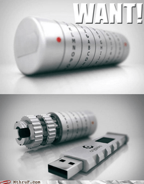 Office Swag: For All Your Super Secret USB Things