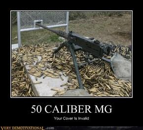 50 CALIBER MG