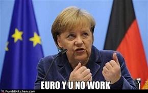 Euro y u no work?