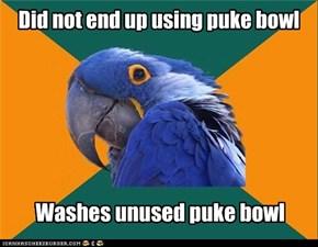 Psychosomatic Parrot